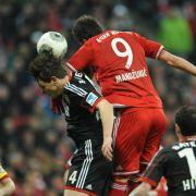 FCB kurz vor 24. Titel - 2:1 ohne Hoeneß im Topspiel (Foto)