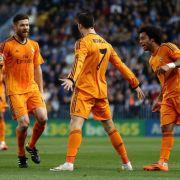 Real festigt Tabellenführung mit 1:0-Sieg in Malaga (Foto)