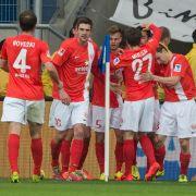 Kurios und furios: Mainz 05 auf Europa-League-Kurs (Foto)
