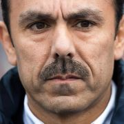 Hertha-Coach Luhukay hakt Europa League ab (Foto)
