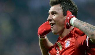 Mandzukic Kroatiens Fußballer des Jahres (Foto)