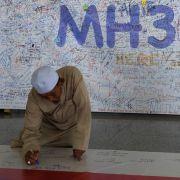 Wer sind die Männer, die MH370 steuerten? (Foto)
