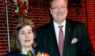 Katharina Fritsch mit Düsseldorfer Kunstpreis geehrt (Foto)