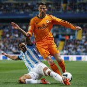 Ronaldo Matchwinner - Blick in Richtung «Clásico» (Foto)