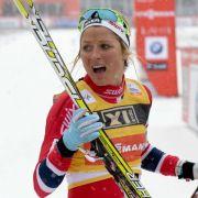 Johaug gewinnt Gesamtweltcup im Langlauf (Foto)