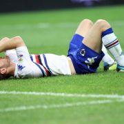 Mustafi mit Sampdoria Genua gegen Bergamo chancenlos (Foto)