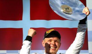 Dänen zögern nicht: Magnussen Zweiter (Foto)
