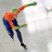 Eisschnellläuferin Wüst gewinnt auch 1000 Meter (Foto)