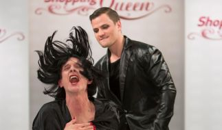 Rocco Stark und Mathieu Carrière kennen keine Gnade mit der Ex. (Foto)