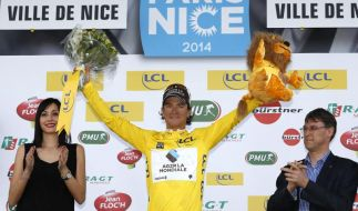 Kolumbianer Carlos Alberto Betancur gewinnt Paris-Nizza (Foto)