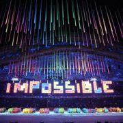Sotschi-Paralympics beendet - Affront gegen Ukraine (Foto)