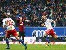 HSV verlässt nach 2:1 gegen Nürnberg die Abstiegsplätze (Foto)