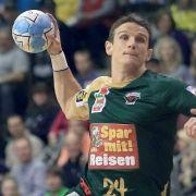 EHF-Pokal: Füchse stehen vor Einzug ins Finalturnier (Foto)