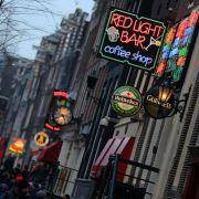 Ende der Kiffer-Idylle: Amsterdamer Coffeeshops droht das Aus (Foto)