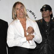 «The Stooges»-Schlagzeuger Scott Asheton gestorben (Foto)