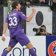 Gomez trifft erneut - «Rhythmus das Wichtigste» (Foto)