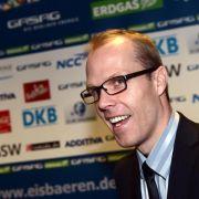 Ex-Eisbär Ustorf als Manager-Assistent im Gespräch (Foto)
