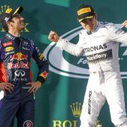 «Ros the Boss» feiert - «Mercedes walzt alles nieder» (Foto)