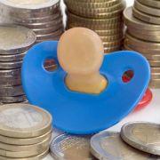 Betreuungsgeld bis Jahresende weniger als 65 000 Mal ausgezahlt (Foto)