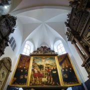 Experten klären Urheberschaft des Cranach-Altars (Foto)