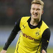 Borussia Dortmund hofft auf Reus-Comeback (Foto)