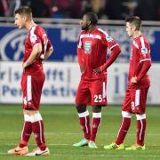 Kaiserslautern nur 0:0 gegen Köln (Foto)