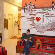 Tourismus im Westjordanland: Wo sich die Backpacker treffen (Foto)