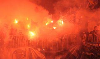 DFB verhängt 28 000 Euro Geldstrafe für Hertha BSC (Foto)