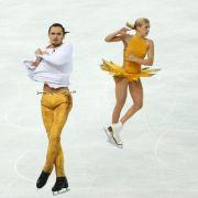 Russische Eiskunstlauf-Olympiasieger nicht zur WM (Foto)