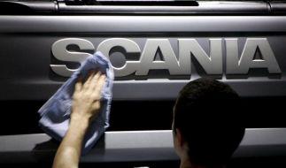 Scania empfiehlt Aktionären Ablehnung des VW-Übernahmeangebots (Foto)