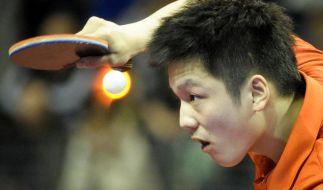 Titelverteidiger Fan Zhedong sagt für German Open ab (Foto)