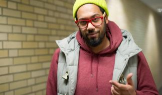 Samy Deluxe: Menschenrechtler sind cooler als Gangster (Foto)