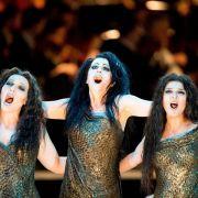 Viel Applaus für Jelineks «Rein Gold» in Berlin (Foto)