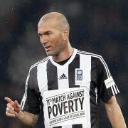 Zidanes Söhne auf den Spuren von Papa (Foto)