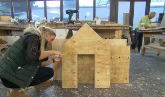 Der große ZDF-Baumarkt-Check: Welchem Baumarkt kann man bis zum Hausbau vertrauen - und wo reicht es gerademal zur Hundehütte? (Foto)