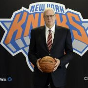 Supercoach Phil Jackson Team-Präsident der Knicks (Foto)