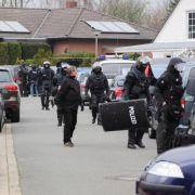 Schießerei zwischen Polizisten und Einbrechern in Salzgitter (Foto)