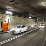 Berühmte Röhre unter legendärem Pass: St. Bernhard-Tunnel wird 50 (Foto)