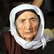 Unsere älteste Asylbewerberin ist 107 (Foto)