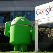Google prescht im Wettlauf um Computer am Handgelenk vor (Foto)