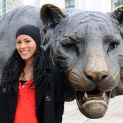 Spitzenboxerin darf in Norwegen nicht in den Ring (Foto)