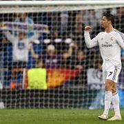 Unersättlich: Cristiano Ronaldo auf Tor-Rekordjagd (Foto)