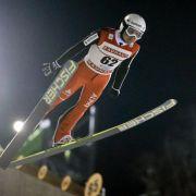 Viermaliger Olympiasieger Ammann setzt Karriere fort (Foto)