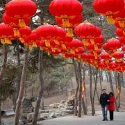 Neujahrfest in China