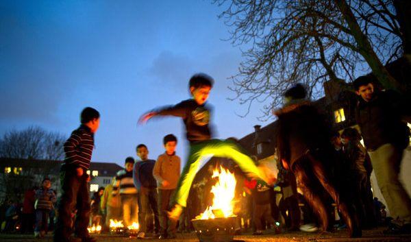 Nouruz, das persische Frühlingsfest