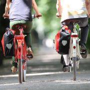 Nachzügler müssen bei organisierten Radtouren selbst aufpassen (Foto)