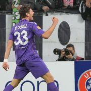 Florenz winkt mit Gomez das Viertelfinale (Foto)