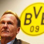 BVB-Chef Watzke fordert Knast für randalierende Fans (Foto)