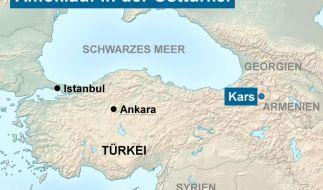 Sieben Tote bei Amoklauf in türkischer Behörde (Foto)