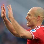 Robben verlängert Vertrag bei Bayern bis 2017 (Foto)